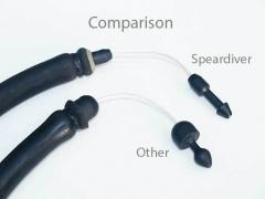 Low Profile Plastic Wishbone Inserts