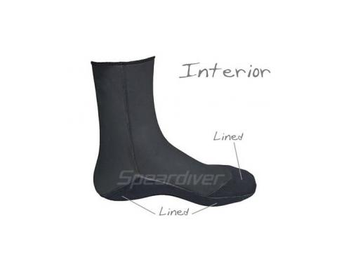 Speardiver Reef Socks