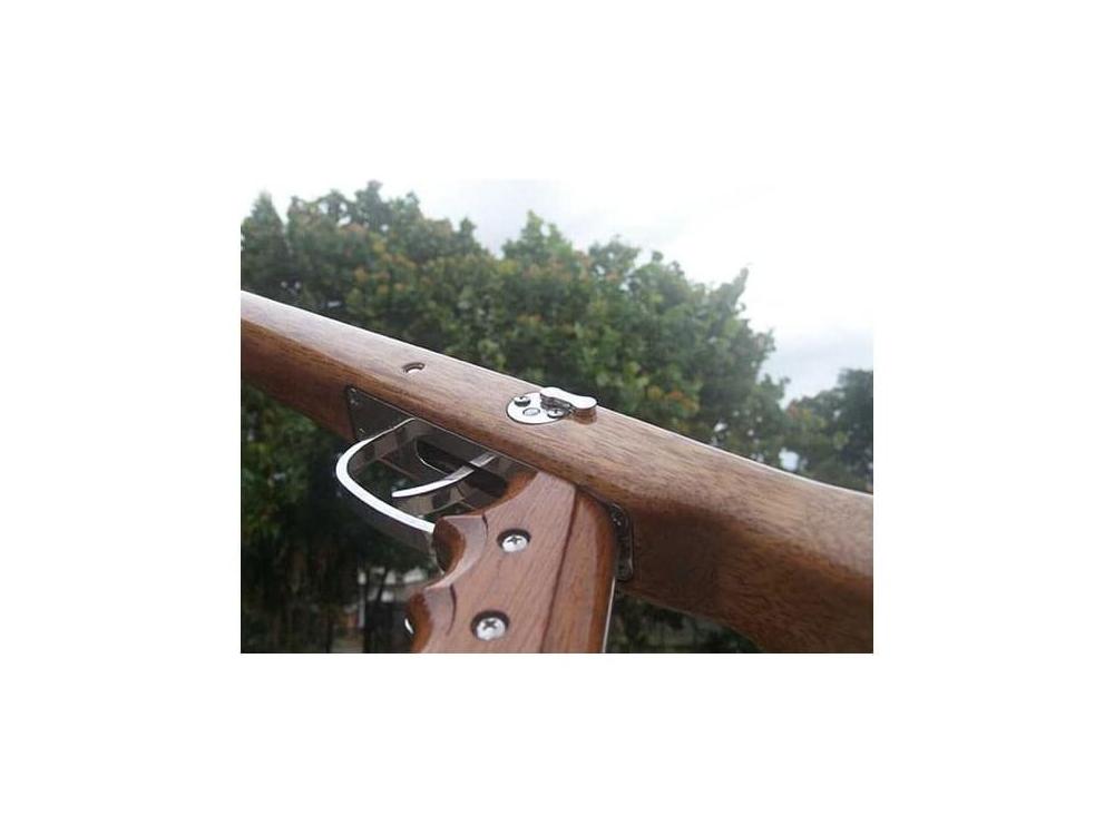 Safety For Speardiver Speargun Trigger Mechanisms