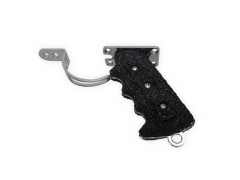 Stainless Steel Handle Frame No Trigger Guard