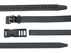 Spearfishing Knife Rubber Straps