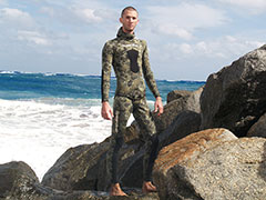 Speardiver TALL and THIN Spearfishing Wetsuits